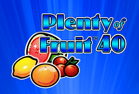 Plenty of Fruit 40 HTML5